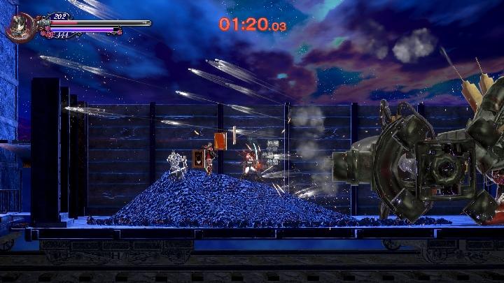 攻略過程中還有個段落會NPC角色與玩家一同共鬥,相當新鮮。
