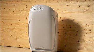獨步全台專利電漿滅菌,完全過濾髒汙的「絕對零」克立淨 A71 空氣清淨機開箱、評測