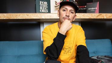 起點態度 / 「相信 DJ 們放的音樂,Just Enjoy」2019 Red Bull Music 3Style 世界冠軍 J. Espinosa