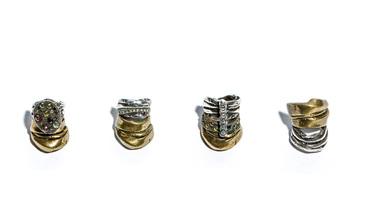 哥德浪漫 / Rick Owens 開啟全新珠寶品牌 HUNROD