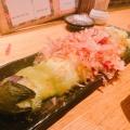 赤茄子一本炙り - 実際訪問したユーザーが直接撮影して投稿した西新宿魚介・海鮮料理ろばた 翔の写真のメニュー情報