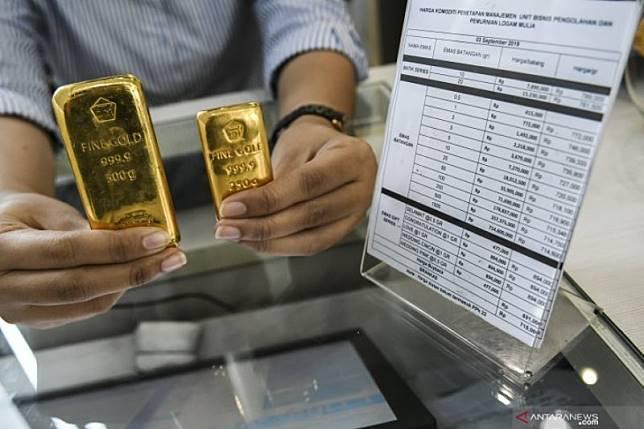 Milenial beli emas murni bukan untuk investasi, ternyata ini alasannya