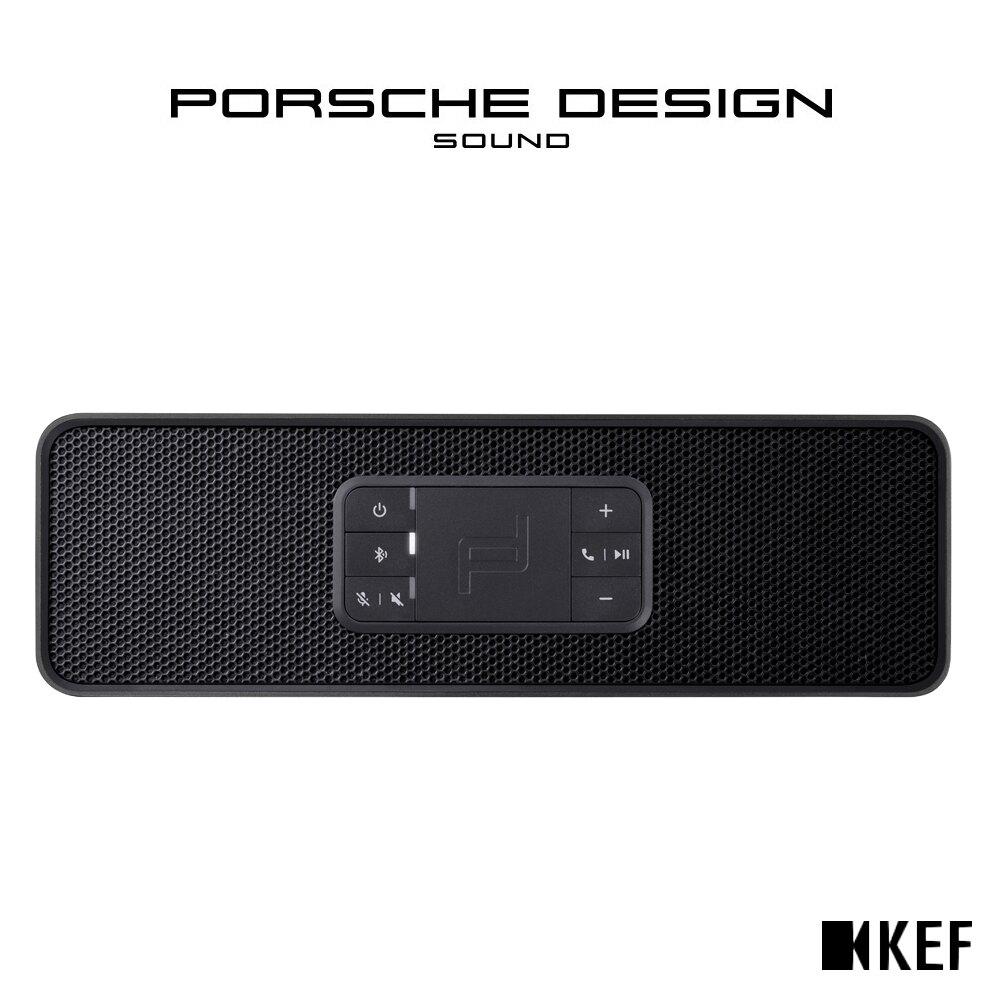 ★經典設計Porsche Design/英國音響 KEF 聯名款★