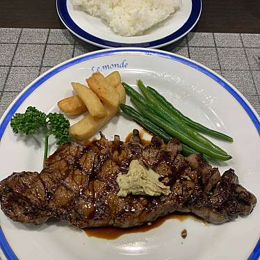 実際訪問したユーザーが直接撮影して投稿した西新宿ステーキル・モンド 新宿店の写真