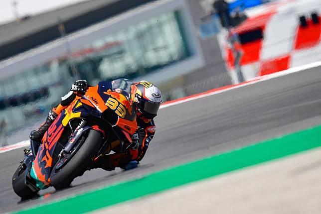 Hasil Latihan Bebas 1 MotoGP Spanyol 2021: Binder Tercepat, Valentino Rossi Terhempas Ke-20