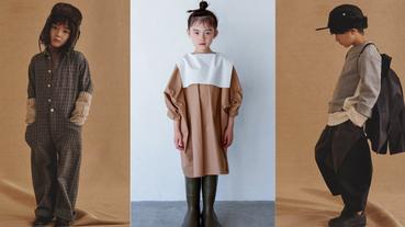 3 個你不可忽視的日韓時髦童裝,時尚程度連大人看了都驚呼!