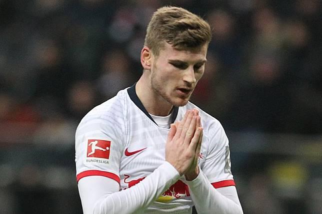 Hasil Liga Jerman: Leipzig keok tapi tetap puncaki klasemen