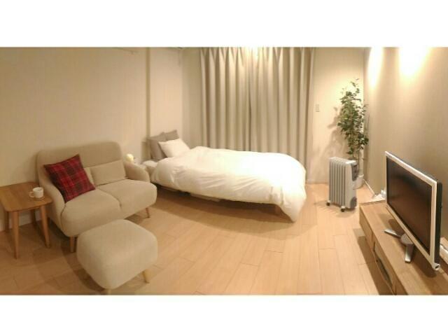 d3d4f92546 狭くてもスッキリ☆一人暮らしのお部屋を広く見せるコツ (RoomClip mag)