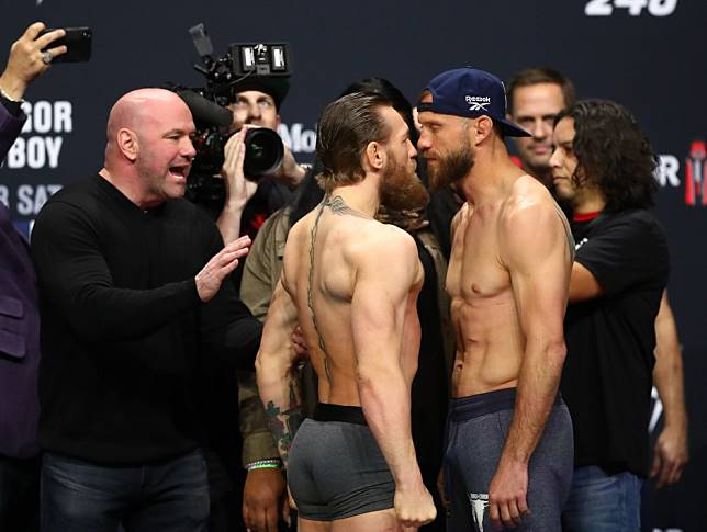 UFC 246: Conor McGregor thinks Donald Cerrone looks 'drained, fatigued', and had 'heavy cut'