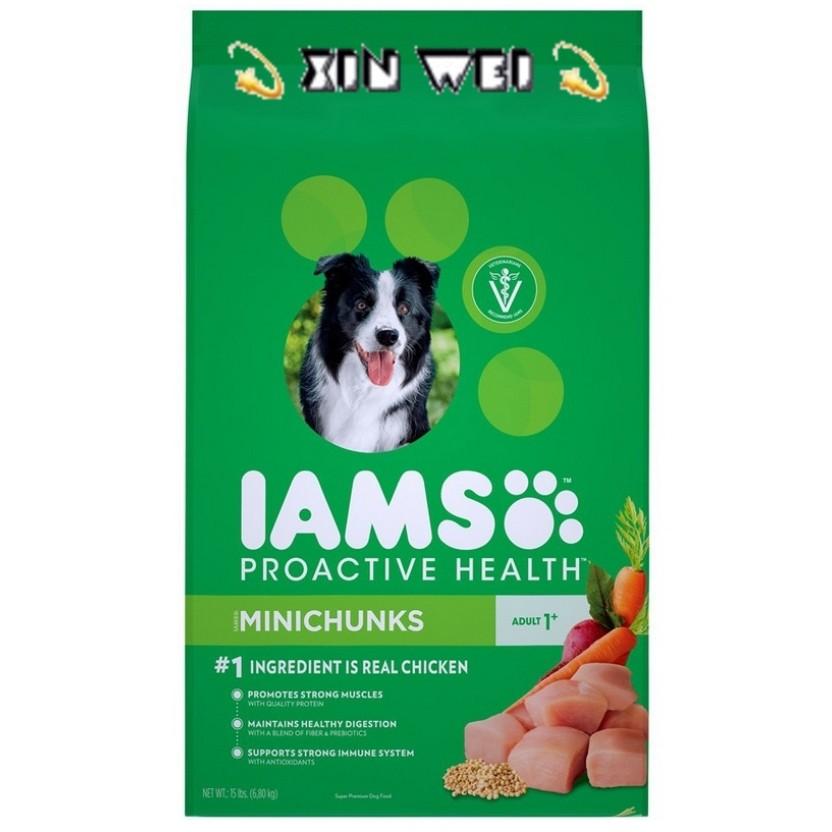 產地 : 美國 適用年齡 : 1歲以上成犬專用 優質雞肉為第一成分,適口性強 Omega-6維持健康膚質並亮澤皮毛 特別調配纖維比例並添加天然益菌生,有助於腸胃消化 完美顆粒形狀,幫助成犬磨牙.口腔保