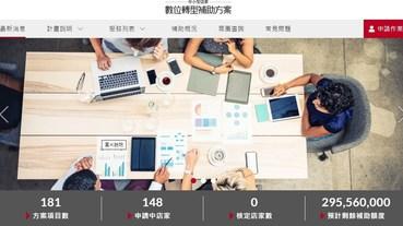2019經濟部數位轉型方案【POS機補助方案】補助3億