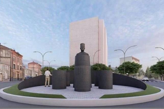 Keren, Di Aljazair Akan Dibangun Monumen Bung Karno