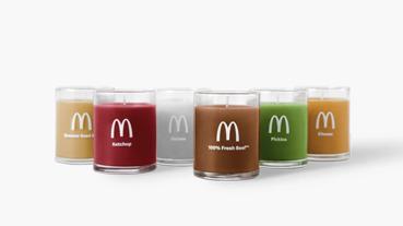 半夜絕對不能點 麥當勞推出「漢堡風味」的香氛蠟燭 重點還賣光了!