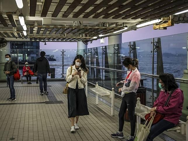 本港新增4宗新型肺炎確診個案,累計確診85宗。(法新社)
