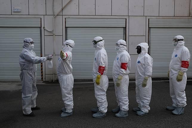 Coronavirus: South Korea main concern as China reports 508 new cases, just nine outside Hubei