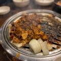 熱炭ブルコギ - 実際訪問したユーザーが直接撮影して投稿した百人町焼肉セマウル食堂 新大久保店の写真のメニュー情報