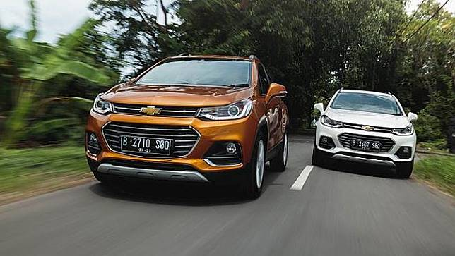 Performa All new Chevrolet Trax