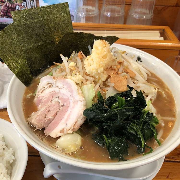 DaiKawaiさんが投稿した曙町ラーメン専門店のお店横浜家系 麺屋はやぶさの写真