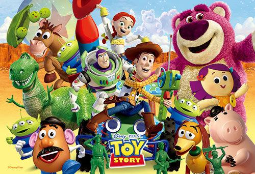 【P2 拼圖】Toy Story 3 玩具總動員3(2)拼圖300片 HPD0300S-061