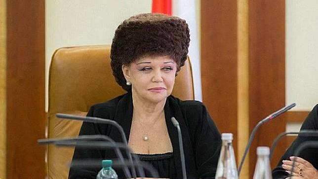 Legislator Rusia Valentina Petrenko
