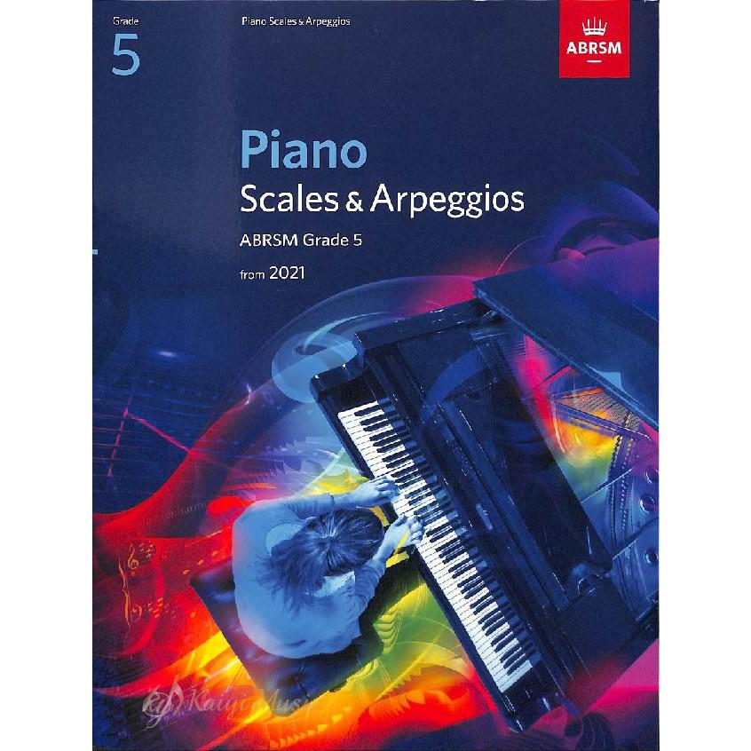 中文書名:英國皇家 鋼琴音階琶音 第5級 (from 2021)英文書名:ABRSM Piano Scales & Arpeggios頁數:8尺寸:30.5 x 22.9 cm級數:5ISBN:978