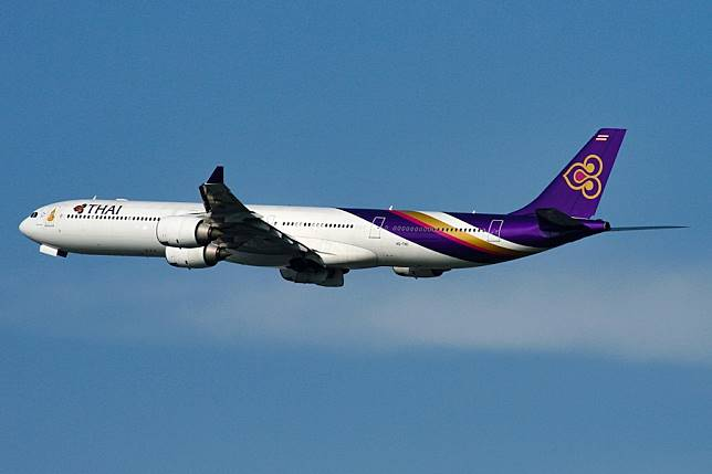 Thai Airways Airbus A340