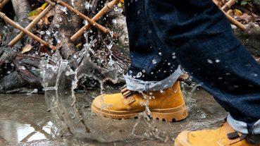 起點指標 / 開始喜歡雨天!PALLADIUM WATERPROOF 藍標防水系列軍事支線