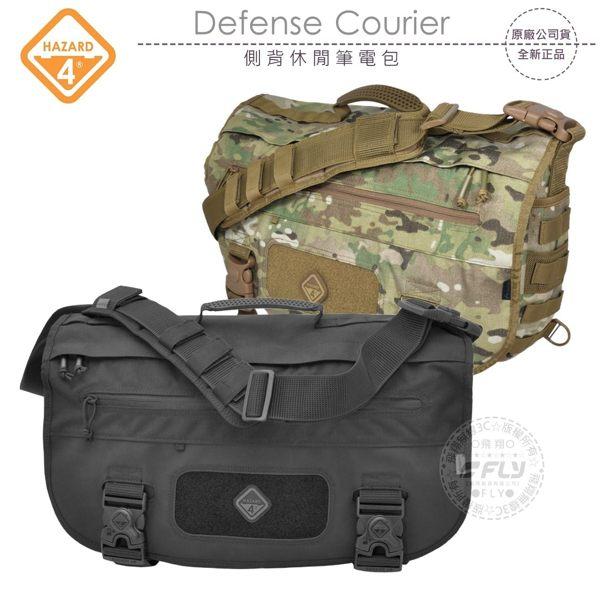 《飛翔無線3C》HAZARD 4 Defense Courier 側背休閒筆電包│公司貨│斜背野外包 攝影休閒包