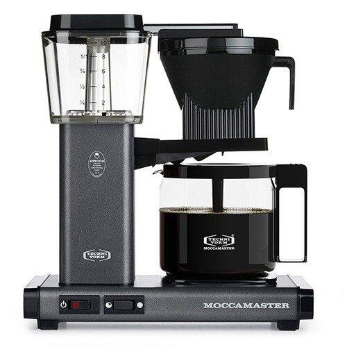 金時代書香咖啡 Technivorm Moccamaster 美式咖啡機濾泡式咖啡機 KBGC741GR 石頭灰(歡迎加入Line@ID@kto2932e詢問)。水與飲料人氣店家金時代書香咖啡的咖啡品