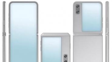 華為可能推出可垂直摺疊的摺疊螢幕手機