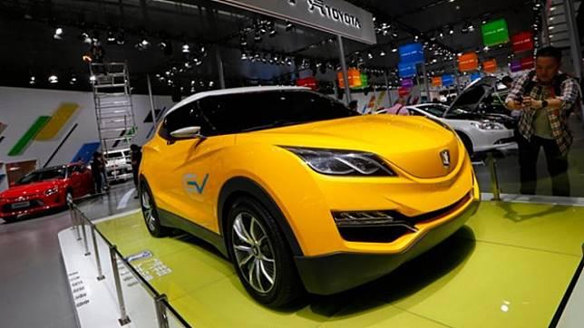 Gandeng Byd China Toyota Makin Serius Genjot Mobil Listrik
