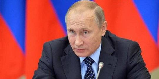 Presiden Rusia Vladimir Putin. Sumber Foto: AFP