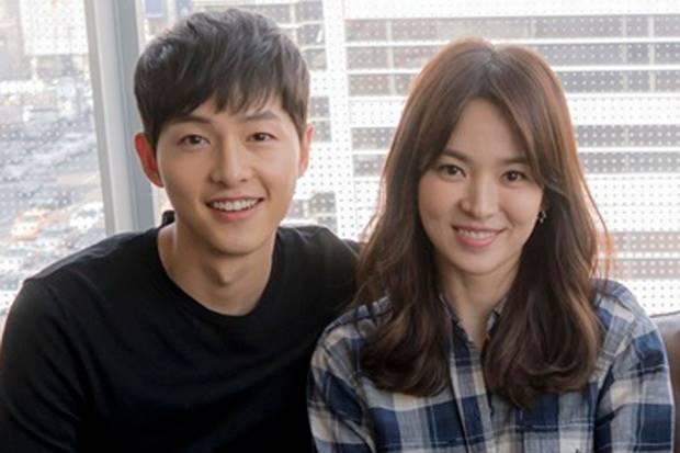 Resmi Berpisah, Song Hye-kyo Hapus Foto Song Joong-ki