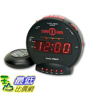 [美國直購] 美國原裝 Sonic Boom SBB500ss「爆響+震動」鬧鐘 Alert 音波炸彈。影音與家電人氣店家玉山最低比價網的首頁、美國直購館、@小家電有最棒的商品。快到日本NO.1的Ra