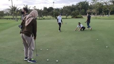 Hotel di Yogyakarta Tawarkan Permainan Golf untuk Ngabuburit