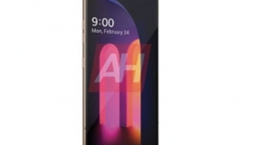 可能在 2/24 正式發表,LG V60 ThinQ 正面樣貌搶先看