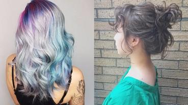 2017 最新夏季髮色趨勢「珠寶髮色」!擁有天使光圈就靠它