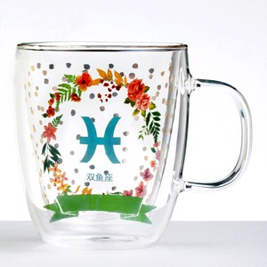 冷熱飲皆適宜 純手工吹製、貼花工藝 精美禮盒包裝,值得珍藏