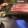 サムギョプサル - 実際訪問したユーザーが直接撮影して投稿した大久保韓国料理カントンの思い出 新大久保店の写真のメニュー情報
