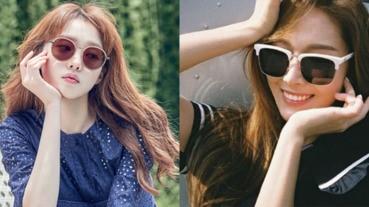 4大臉型的夏日墨鏡這樣挑,戴上後素人也會秒變巨星!