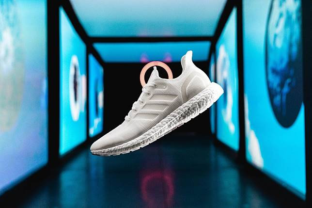 adidas-futurecraft-loop-sneaker-recyclable-running-shoes-white-grey-blue-red-orange-11