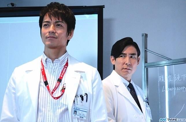 《DOCTORS 最強名醫》:相良浩介(互聯網)