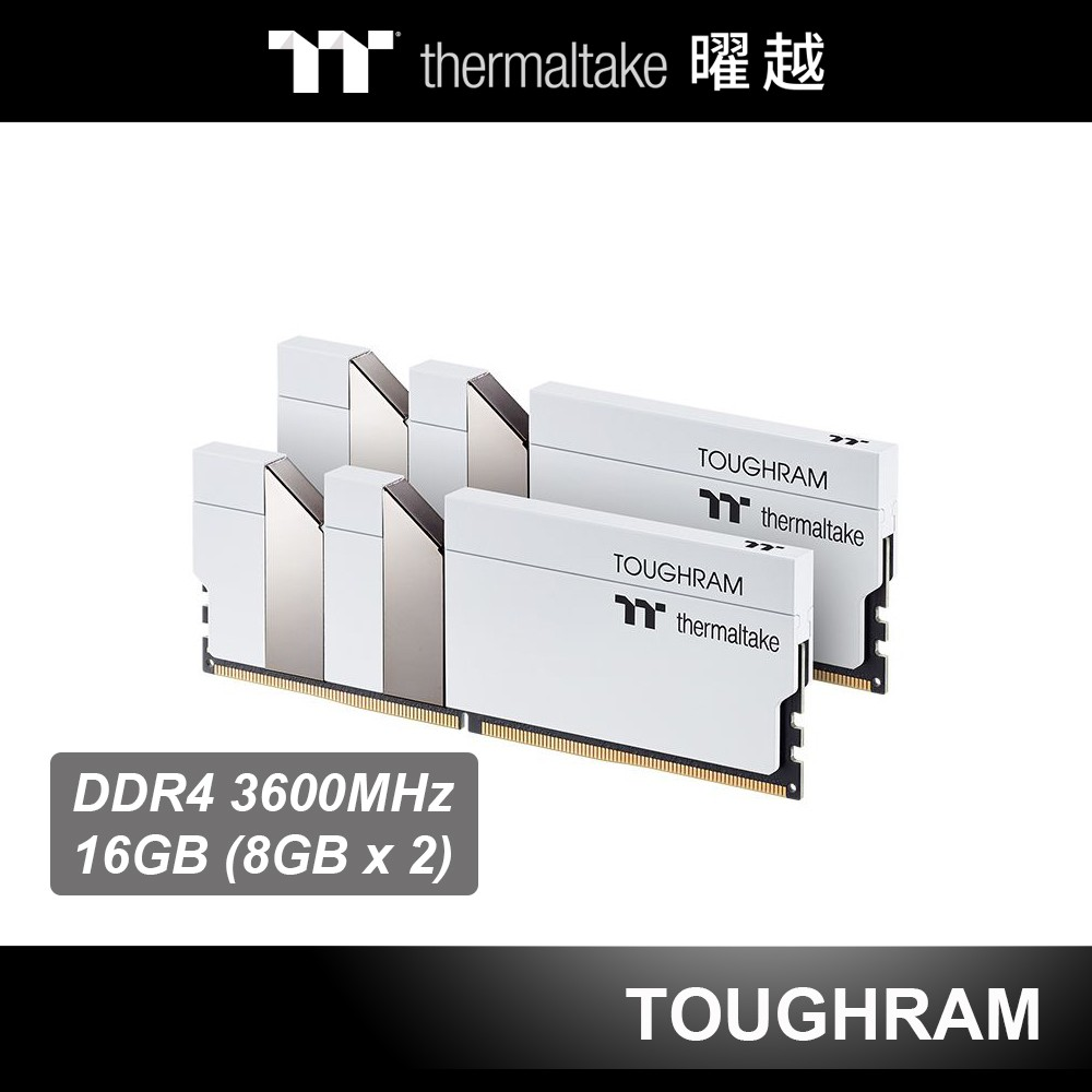 3600 MHz適用規格:Intel X299 , Z390, AMD X570模組規格:DIMM效能:XMP 2.0 Ready產品內容:2 x 8GB memory module顏色:White保