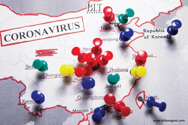 อัพเดทรายชื่อ 33 ประเทศ/เขตปกครองพิเศษ พบผู้ติดเชื้อ COVID-19
