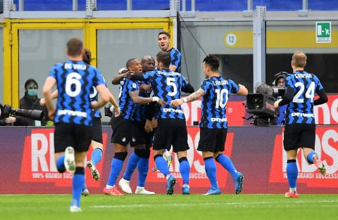4 Fakta Menarik Inter Milan Rengkuh Scudetto Liga Italia 2020/21