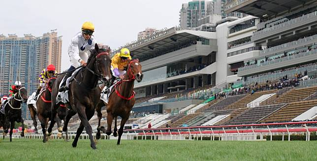 Golden Sixty explodes in Classic Mile as Francis Lui eyes four-year-old series domination