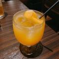 オレンジマンゴーサングリア - 実際訪問したユーザーが直接撮影して投稿した南池袋カフェCheeseTable 池袋店の写真のメニュー情報