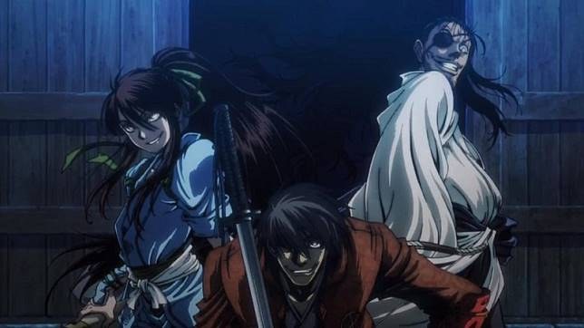 Peringkat 8 Karakter Drifters Paling Keren Di Anime Dan Manganya