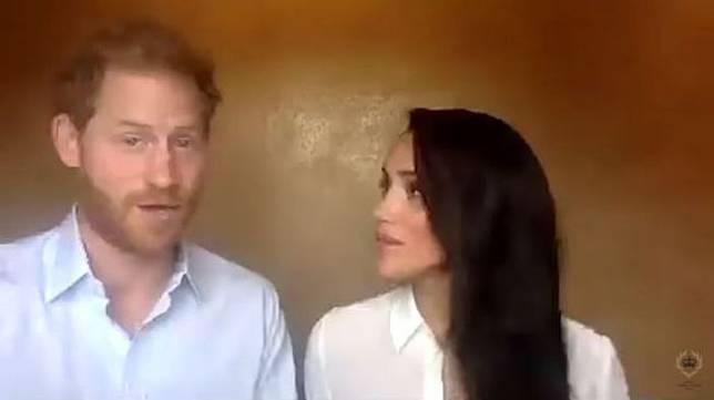 Harry dan Meghan dalam Diskusi Queen's Commonwealth Trust (youtube.com/The Queen's Commonwealth Trust)