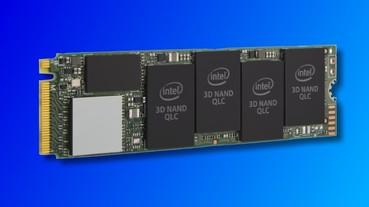 首款消費級 QLC NVMe SSD,Intel SSD 660p 每 GB 要價約新台幣 7 元~8 元